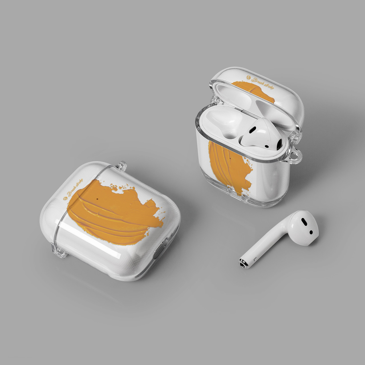 [Airpods cases] Brushstrokes No.10