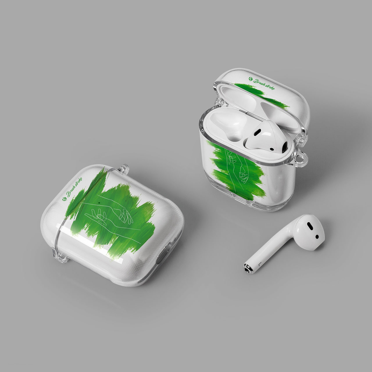 [Airpods cases] Brushstrokes No.13