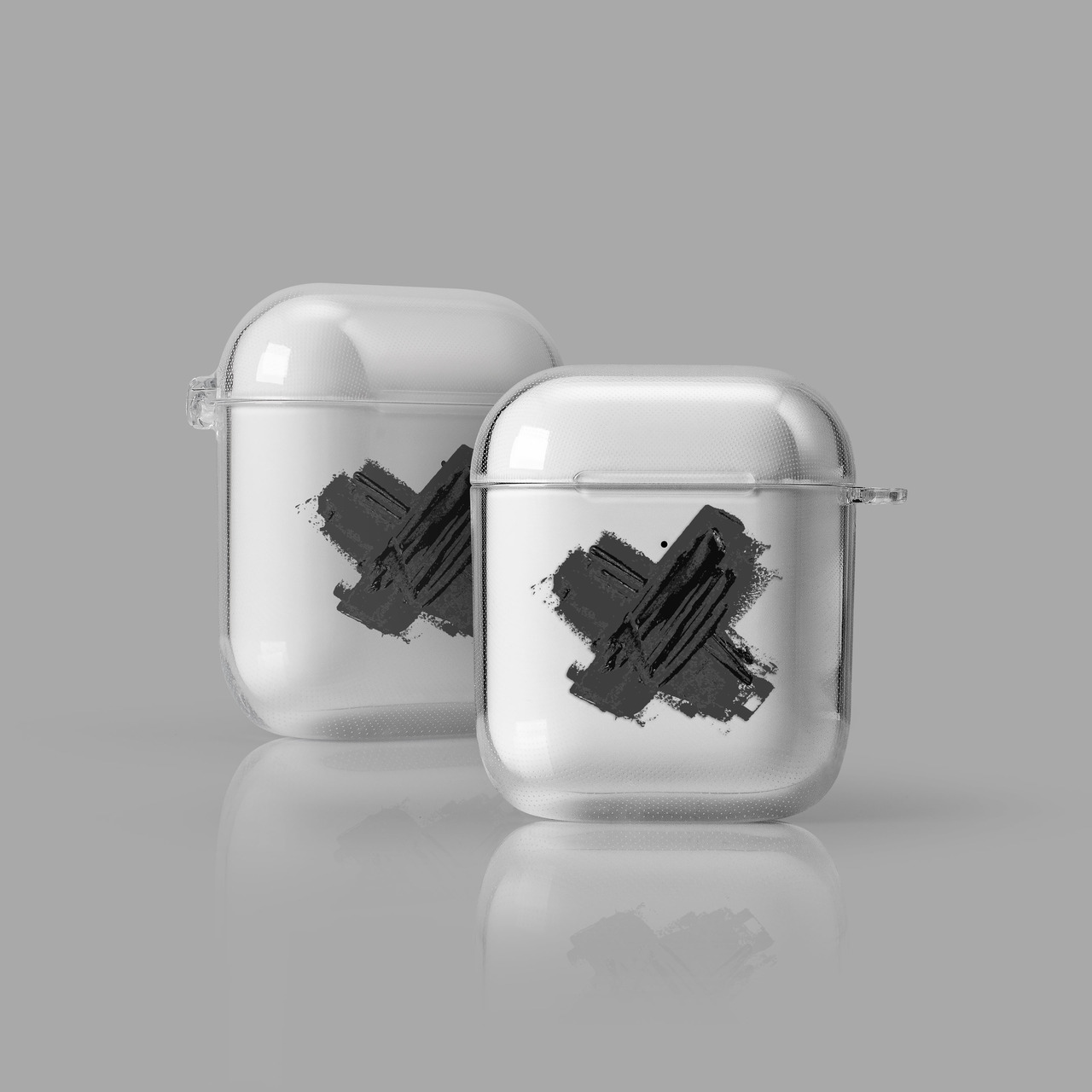[Airpods cases] Touchable Concrete No.09
