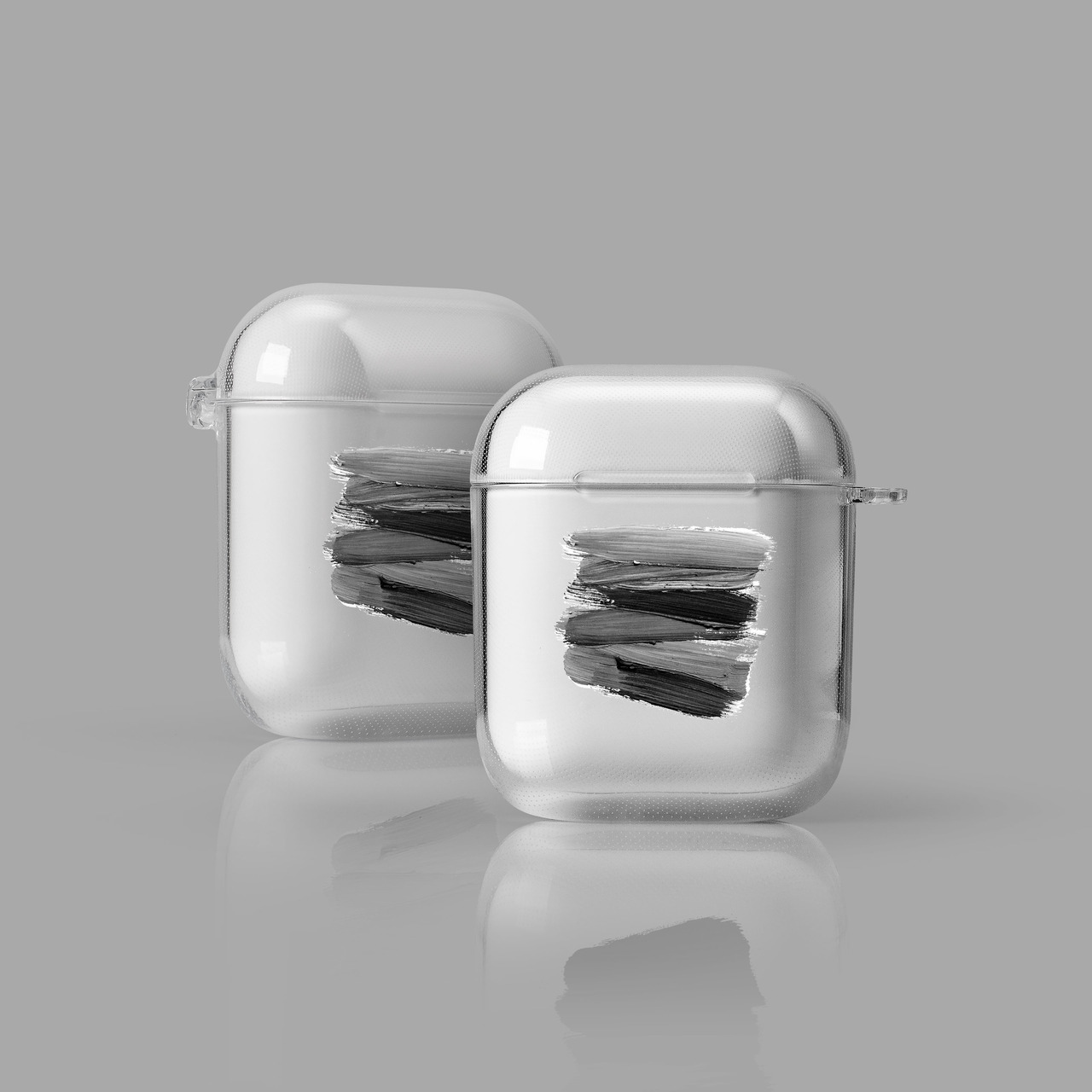 [Airpods cases] Touchable Concrete No.08
