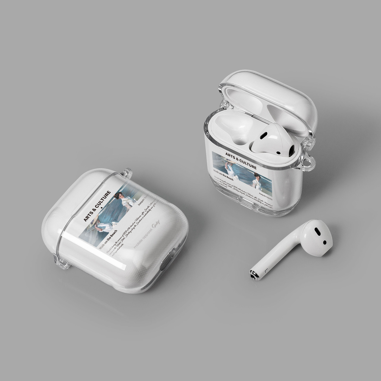 [Airpods cases] Arts & Culture No.05
