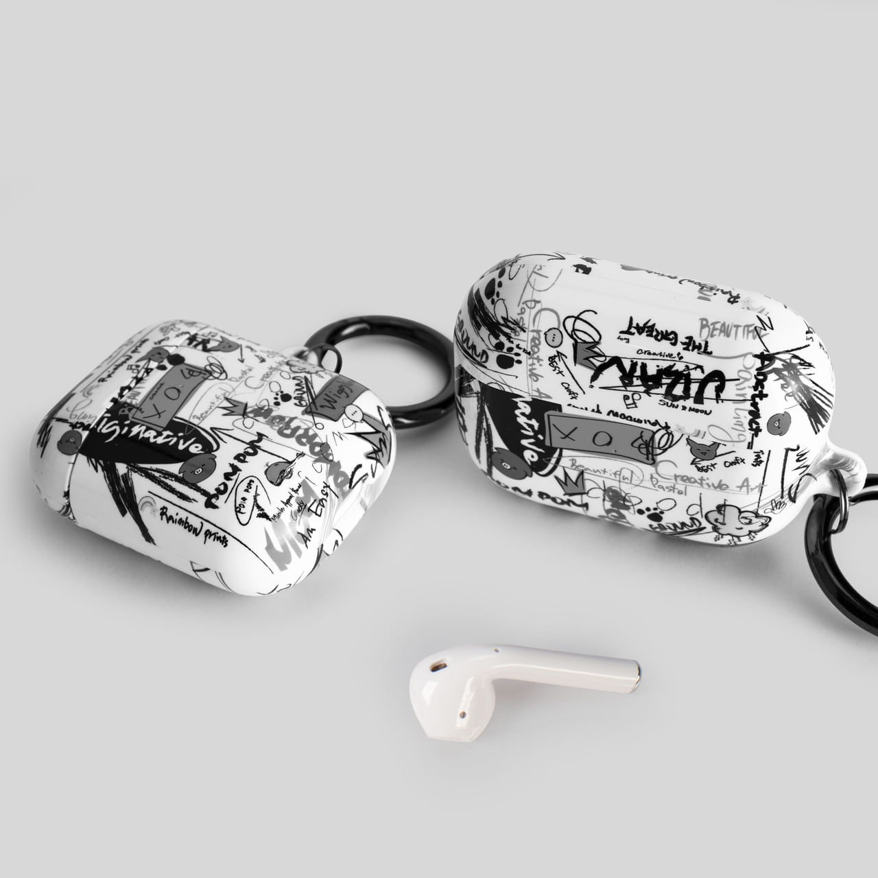 [Airpods cases] Purity No.07